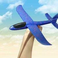 EPP Foam Hand Throw Airplane Outdoor Launch Glider Plane Kids Toy Gift N9N6
