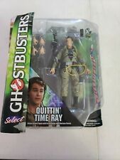 Diamond Select Ghostbusters Series 3 Quittin' Time Ray Action Figure (See Pics)