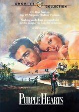 PURPLE HEARTS (1984 Ken Wahl, Cheryl Ladd) - Region Free DVD - Sealed