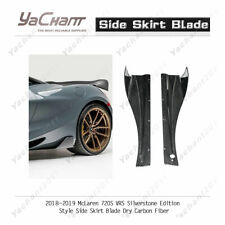 Dry Carbon Spoiler For 18-19 McLaren 720S VRS Silverstone Edition Rear Wing