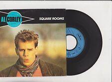 * Al Corley *  square rooms  * phonogram mercury 1984 .