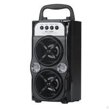 Outdoor Bluetooth Wireless Portable Speaker Super Bass with USB/TF/AUX/FM Q3AU