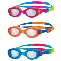 Zoggs Little Phantom Classic Kids Swimming Goggles With Antifog For 0-6 Years