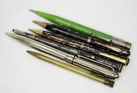 6 Vintage Specialty Mechanical Pencils - Eversharp, Permapoint, Piere Cardin, +