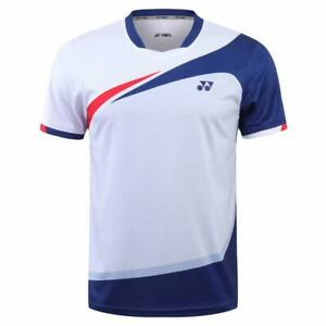 Badminton Short sleeve T-Shirts for Tennis clothes Men Sport Tops