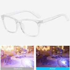 Computer Gaming Glasses Blue Light Blocking Eyewear Filter Eyeglasses Anti Uv