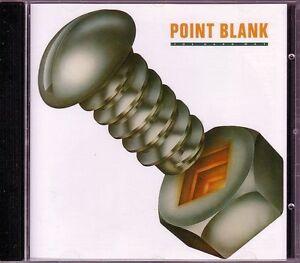 CD POINT BLANK The Hard Way + 6 Live Bonus Tracks /Southern Rock/Deep Purple