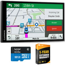 Garmin DriveSmart 61 NA LMT-S Advanced Navigation GPS + 32GB Card and Warranty
