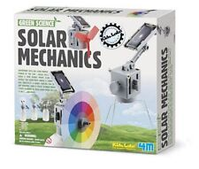 Green Science Solar Mechanics, solar energy experiment kit by 4M Kidzlab