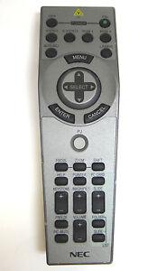NEC RD-382E Projector Remote Control