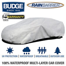 Budge Rain Barrier Car Cover Fits Cadillac Fleetwood 1996|Waterproof |Breathable