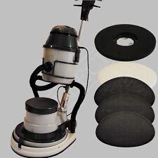 Parkettschleifmaschine/Einscheibenmaschine & Absaugung Löbbecke 521 CH Schleifer