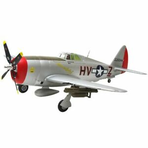 Arrows Hobby P-47 Thunderbolt PNP with Retracts (980mm) RC Scale Fighter Plane