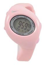 New Nike Triax 10 Regular WR0006 Pink Digital Chronograph Sports Watch