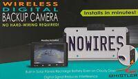 Whistler Wireless Digital Backup Camera WBU-900W
