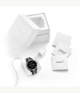 Fossil Q Founder Gen 1 Touchscreen Two Tone Stainless Steel Smartwatch