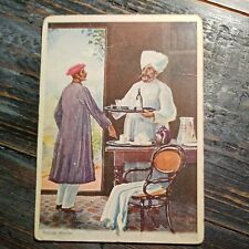 Colonial vintage postcard estimated to be 1910