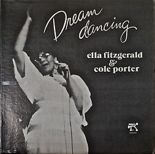 ELLA FITZGERALD: Dream Dancing-NM1978LP NELSON RIDDLE/JJ JOHNSON/BILL WATROUS+++