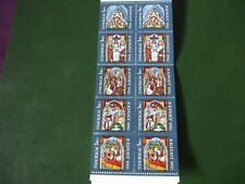"SWEDEN - 1982 "" CHRISTMAS 1982, Kr.14.00  STAMP BOOKLET "" U.M. SG.1129/33."