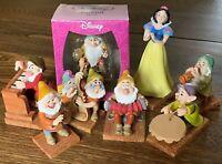 Snow White & The Seven Dwarfs 65th Anniversary Collector Figure Set