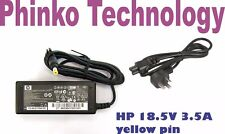 New HP Genuine Original Adapter Charger 18.5V 3.5A 65W 4.8x1.7