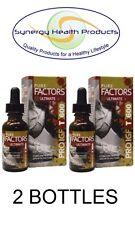 2X Pure Solutions Pure Factors Ultimate PRO IGF T 600 1 oz. (30 ml)