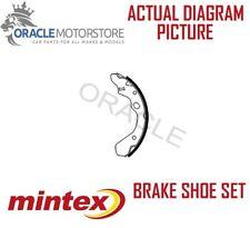 NEW MINTEX REAR BRAKE SHOE SET BRAKING SHOES GENUINE OE QUALITY MFR338