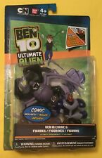 "VULKANUS & Spidermonkey Alien Action Figures 4""  Cartoon Network 2010 Bandai"