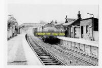 rp4907 - Giffnock Railway Station - photo 6x4