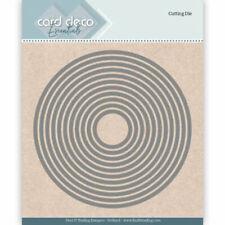 Card Deco Stanzschablonen kreise