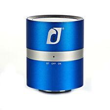 Stations audio et mini enceintes bleus universel pour lecteur MP3