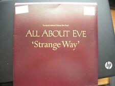 "All About Eve-Strange Way 10"", new Uk, Limited #, box"