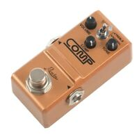 Rowin Mini Guitar Effect Pedal Compressor Guitar Effect Comp Pedal For Ele F1J0