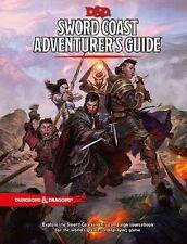 Dungeons & Dragons D&D 5E Supplement Sword Coast Adventurer's Guide (New)