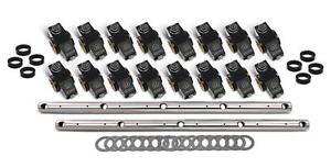 Mopar Performance Shaft Mount Aluminum Rocker Arms  Small Block LA 318 340 360