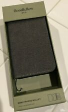 Goodfellow  & Co SmartPhone Wallet ID Credit Card Holder Gray Brand New in Box