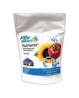 Jiffy Hydro  Nutrients  Plant Supplement  9 oz.
