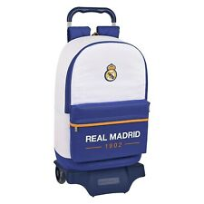 Cartable à roulettes Real Madrid C.F.