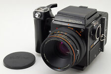 [Excellent+++] Zenza Bronica SQ-A 80mm f/2.8 waist finder 6x6cm from Japan #842