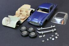 1/32 scale Part Built and Painted Airfix Aston Martin DB5