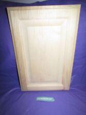 Maple Unfinished Stain Grade Kitchen Cabinet Raised Panel Door 11 7/8 x 17 7/8