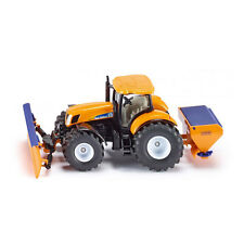 SIKU 2940 New Holland Tractor con quitanieves Salero Naranja Coche a escala