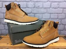 TIMBERLAND MENS UK 7.5 EU 41.5 KILLINGTON NATURAL CHUKKA LEATHER BOOTS RRP£ £115