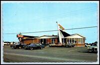 CANADA Postcard - Quebec, Montmagny, Bel Air Restaurant (G3)