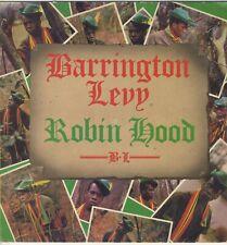 Barrington Levy – Robin Hood ORIGINAL 1980 UK VINYL LP Dancehall Greensleeves