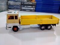 MODELLINO VINTAGE MATCHBOX SUPERKING K-21 - FORD 'H' SERIES DROPSODE TRUCK