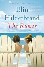 The Rumor by Elin Hilderbrand-2016 Contemporary fiction-trade sized paperback