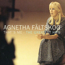 That's Me: Greatest Hits by Agnetha Fältskog (ABBA) (CD, May-1998, Polar Records)