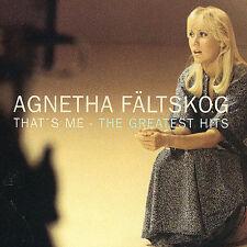 That's Me: Greatest Hits by Agnetha Fältskog (Singer/Songwriter) (CD,...