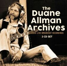 Duane Allman - The Archives  (3cd) NEW 3 x CD